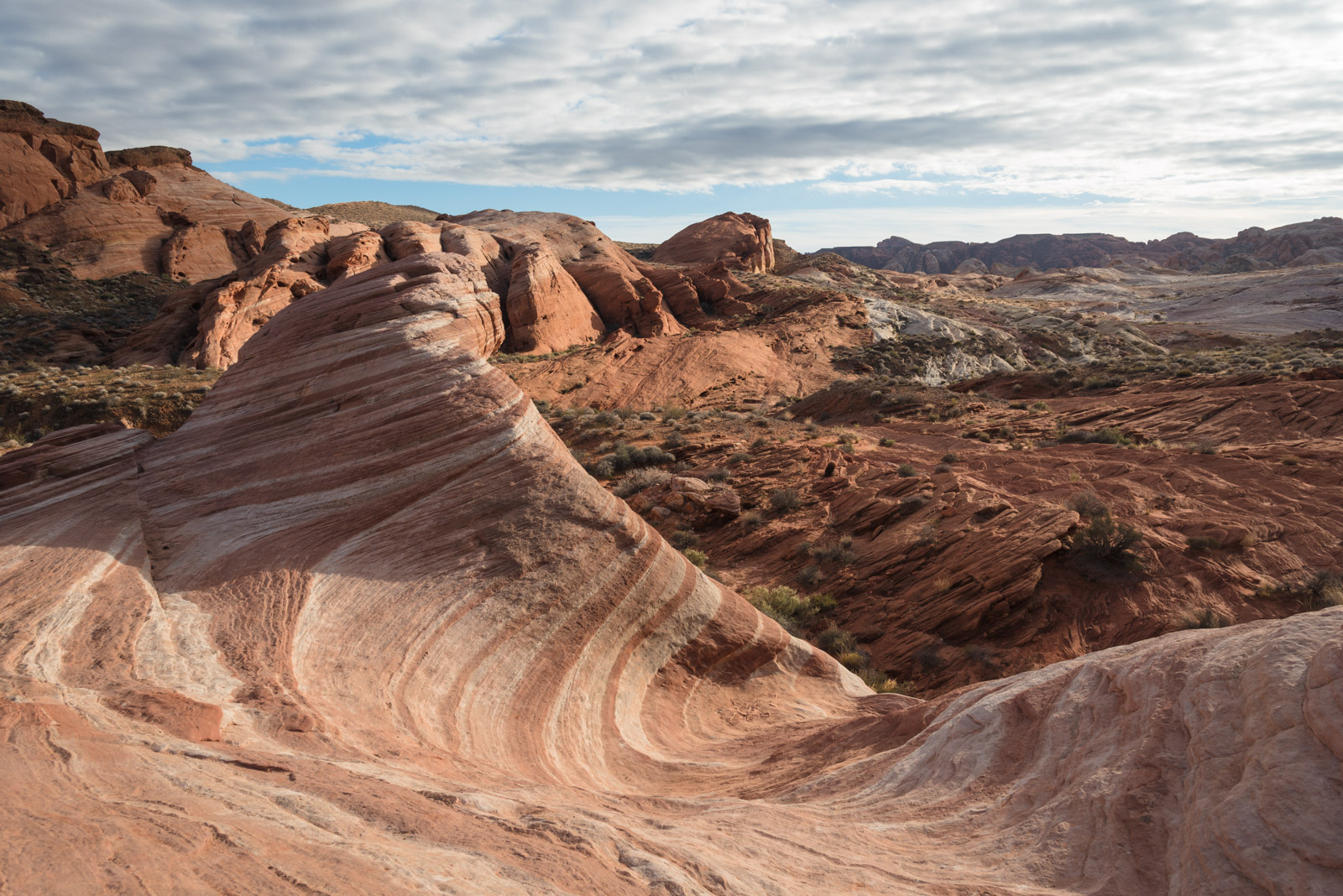 Der Valley of Fire State Park