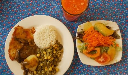 Tagesmenü in La Tienda de Teresa