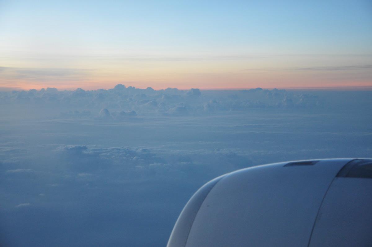 Kosten einer Weltreise - Flüge