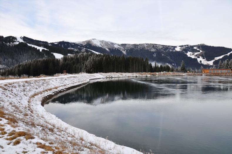 Speicherteich Zell am See